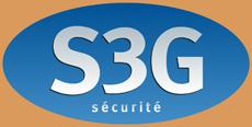 Logo S3G Sécurité